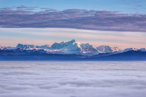 Above the Clouds by cwaddell