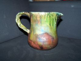 Raku Pitcher 1 by moose6182