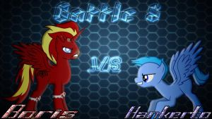 Pony Kombat New Blood 4 Round 1, Battle 8 by Macgrubor