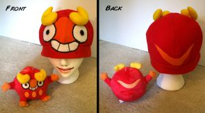 Darumaka Hat by Red-Flare