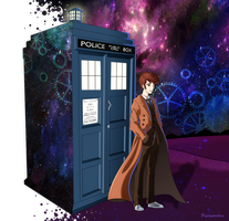 +Doctor Whooo+ by Psyconorikan