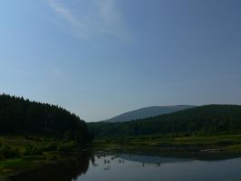Nature of Ural 1 by Aslehill12
