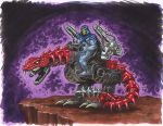 Skeletor: Death-Rattler by Mecha-Zone