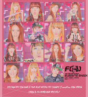 120615 F(x) Electric Shock Icon set by Yinheart