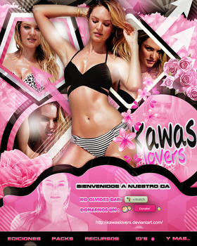 +ID CANDICE by kawaslovers