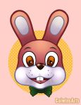 Robbie The Rabbit by Caiwin