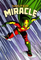 Mister Miracle in color by angryrooster