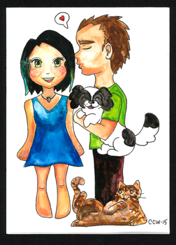 Family by Chemie-Chan