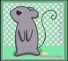 Prince of Rats by agent-indigo