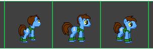 MLP Online Custom NPC for TheUnlovableRogue by sanorace