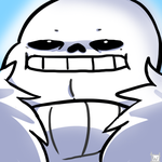 sans reacts by Zimandchowder4evr