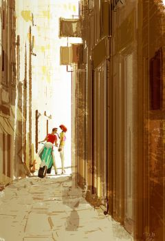 Ciao, Bella! by PascalCampion