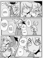 Flower's Hair Page 1 by Shatodile