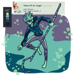 (28) Color Palette #100-- Jack Frost by Yanguchitzure