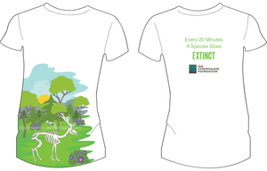 Forest T Shirt Design by Leah-Sama