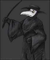 Plague Doctor -old- by fairelamoue