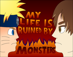 Naruto And Eren by MadnessTroll