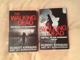The Walking Dead Double Story Part ! 'Paperback' by extraphotos