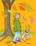 FALL by Wieringo