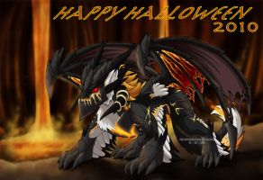 Happy Halloween 2010 by RizyuKaizen