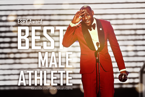 LeBron James - ESPY Best Male Athlete by RafaelVicenteDesigns