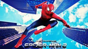 The Amazing Spider Man 2 HD Wallpaper by RajivCR7