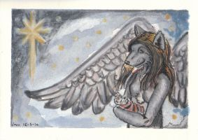 ACEO-Cally-Dream by Levn