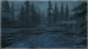 Morthal in the Dawn Light by Solace-Grace