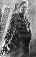 John Hartigan - Sin City by leiaskywalker83