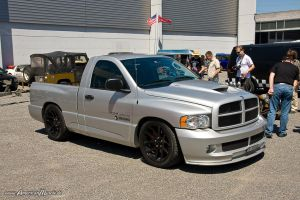 tuned srt10 ram by AmericanMuscle