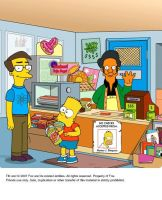 I'm in the Simpsons by The-Jedi-Exile
