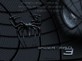 Spider-Man 3 WP by Crotale