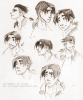 Jim Hawkins by Fukari
