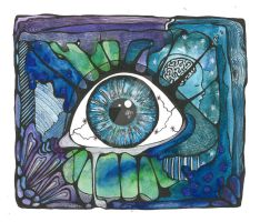 Eye Can't Sleep by KathyHenderson-Green