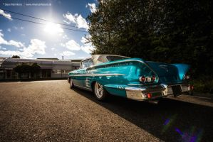 1958 Chevrolet Impala Convertible by AmericanMuscle