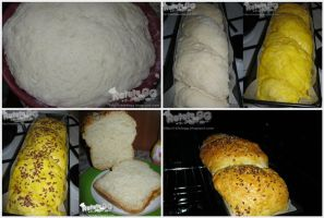 How to make bread at home by DanutzaP