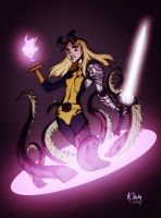 Do U believe in Magik by Michael-Chang