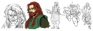 Mandred Torgridson by Manticore85