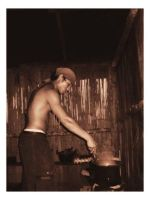 The Cook by Minam