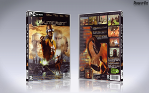 Outcast PC CustomCoverArt by theEyZmaster