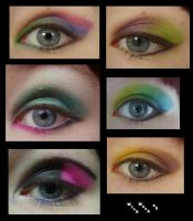 Eye Designs 3 by MishMash25