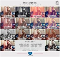 Instagram 13 Filters - PS Actions by friabrisa