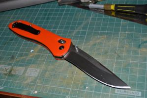 Benchmade 710 Custom by BHAAD