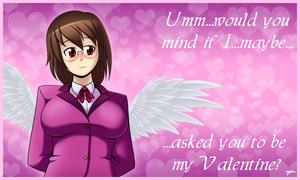 Be Her Valentine by Blazbaros