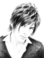 Shirota Yuu by OPlover