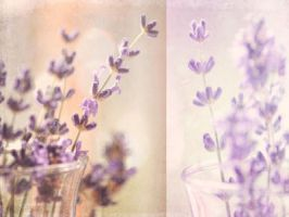 Diptych Flora II by CozyComfyCouch