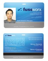company ID with my pic :D by tambraxx