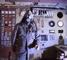 Irradiated Control Room by mjrn70