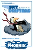 Sky Drifters in this week's The Phoenix by zak29