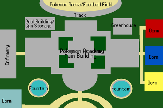 PA Campus Map by Navisaux